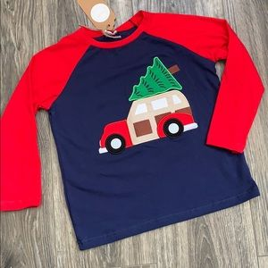 Other - Boys boutique Christmas shirt